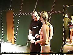 Bondage Gym - Brutal Violence