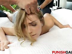 Aged mademoiselle Sydney Cole gets DP infringed