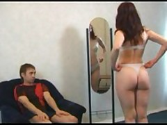 Russian Mom And Son Fucking