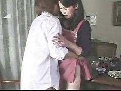 Japanese Mom And Son 9