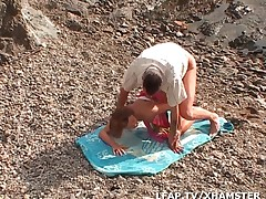 Milf sodomisee entre les rochers scratch b ill little one mec