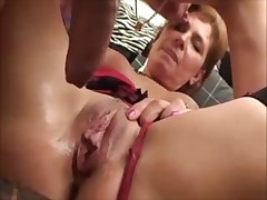 Mom Takes Sons Cream Pie