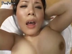 Japanese Mom And Young