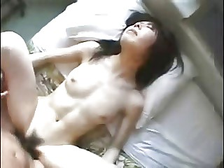 Chick doing big sex