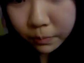 Cute Korean Girl show her hot body 20