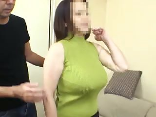 Wife&#039,s huge lactating boobs 2