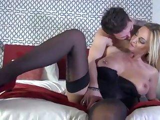 Tasty mature woman