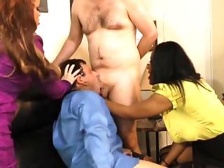 Guy co-worker to bi sexual
