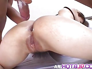 Hitomi Horiguchi sucks tools and is fucked