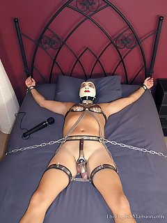 <!–-IMAGE_COUNT-–> of Locked In Total Chastity