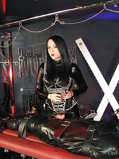 <!–-IMAGE_COUNT-–> of Rubber Bondage Supremacy
