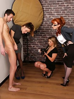 CFNM femdom pictures