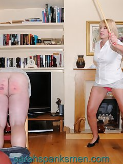 Mature femdom action