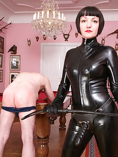 12 of DOMINANT RUBBER GIRLS