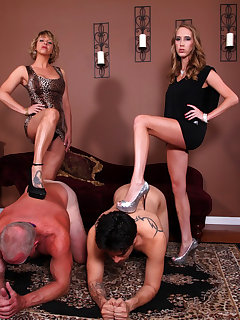 Milf femdom pictures