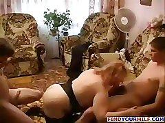 Soviet Seductions Mature vs Young vol1